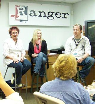 Q&A session rangeru