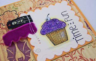 Eye cupcake 3