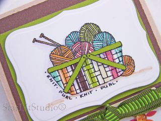 Yarn notebook 5