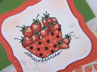 Strawberry card 9