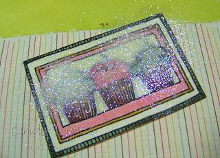 Cupcake card 12