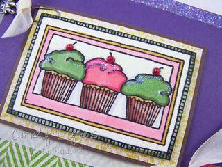 Cupcake card 15