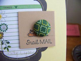 Snail mail 3