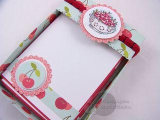Cherry notepad 2