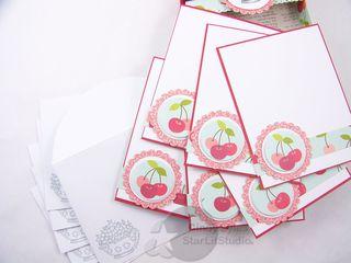 Cherry notepad 3