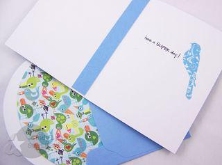 Birdie card 1