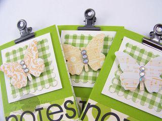 Butterfly notebooks 3
