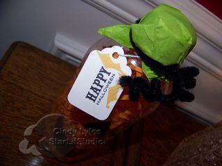 Recycled pumpkin 2