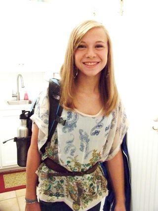 Allison - freshman