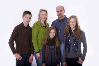 2012 lyles family photo