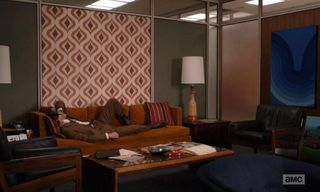 Mad men don's sc&p office