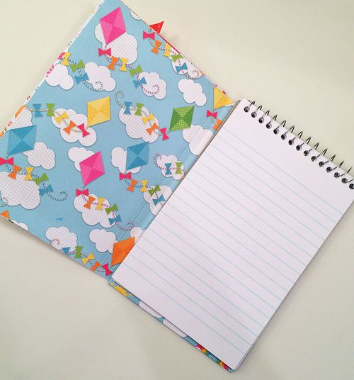 Spring notebook 1