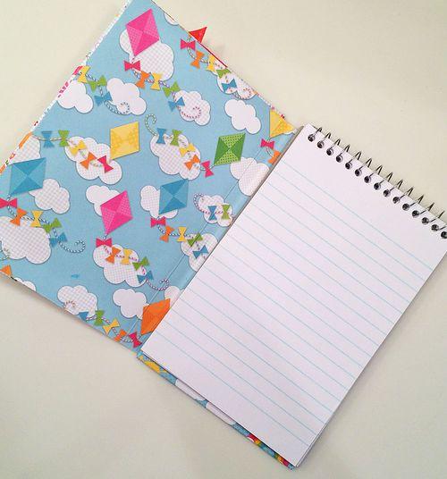 Spring notebook 1