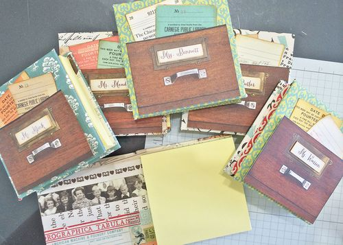 Public library teacher gifts