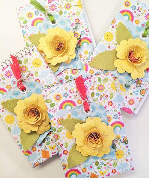 Spring notebook 3