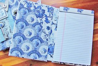 Bluebird notebooks 2