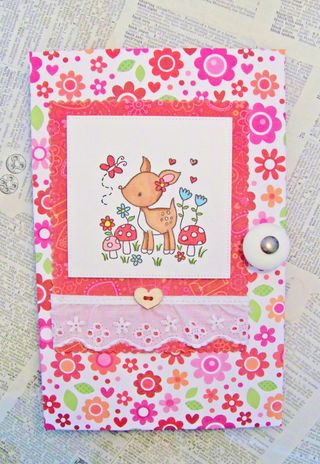 Mimis love notebook