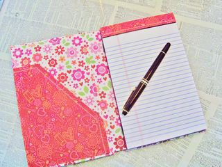 Mimis love notebook 1