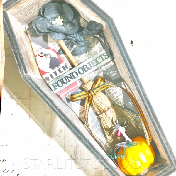Tim holtz coffin 3