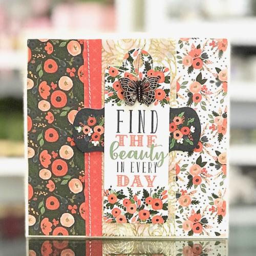 Starlitstudio carta bella flora no 2 - 2