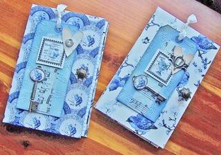 Bluebird notebooks