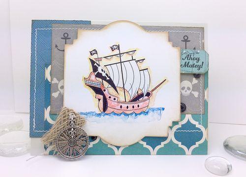 Ship card