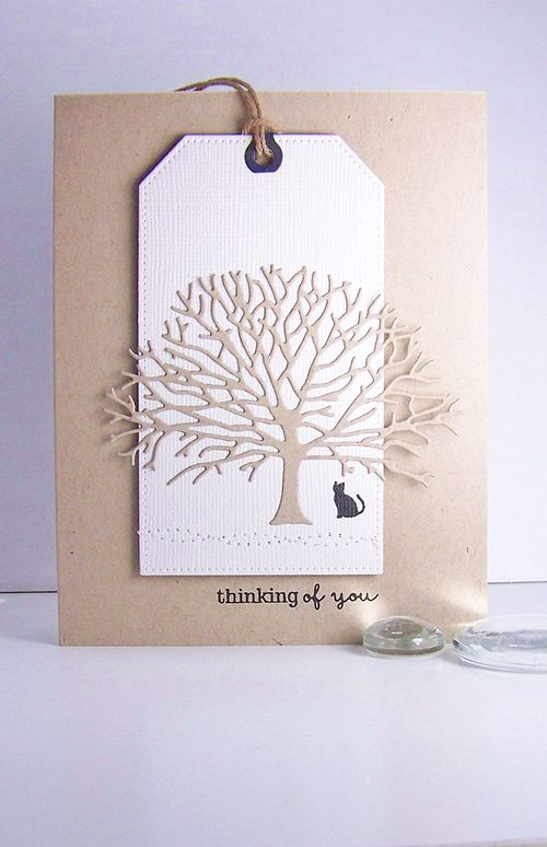 Branching out card