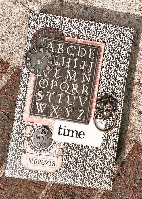 Artisan ideaology notebook front
