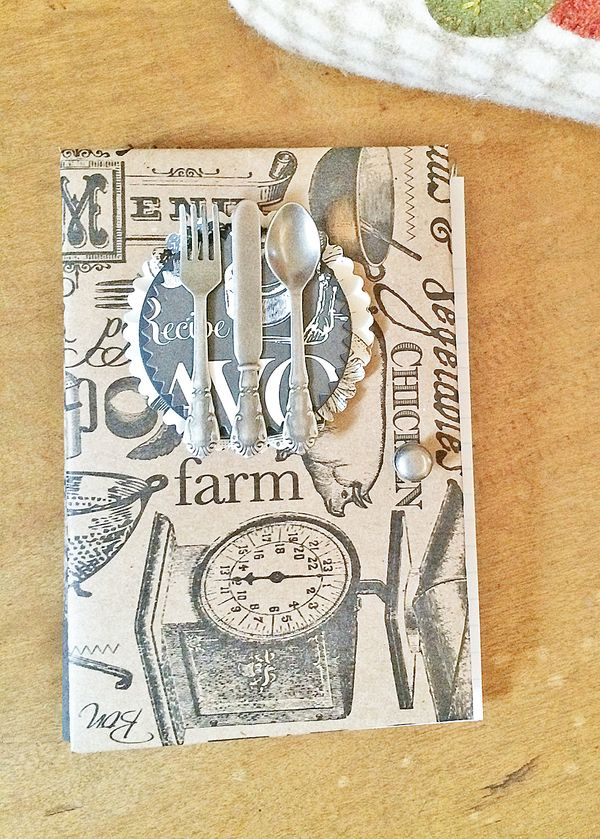 Tim holtz silverware set 2