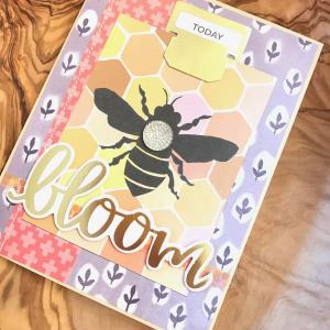 1canoe2 hazelwood card - bee 2