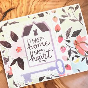 1canoe2 hazelwood card - happy home  2