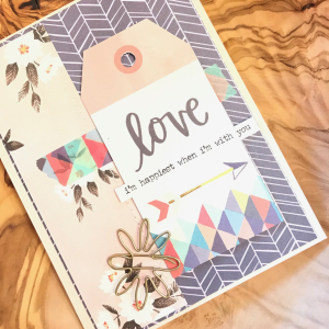 1canoe2 hazelwood card - love 2