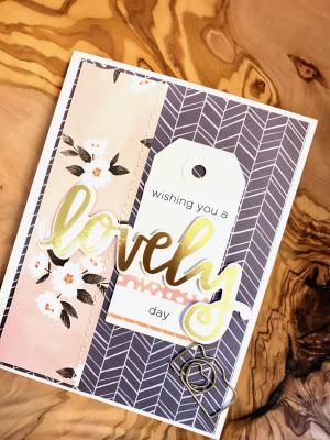 1canoe2 hazelwood card - lovely 2
