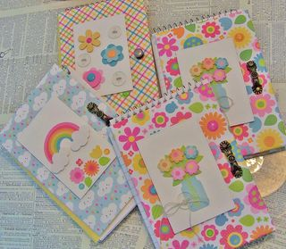 Doodlebug notebooks