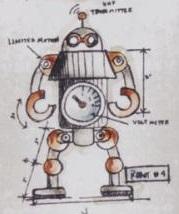 Mr. roboto number four