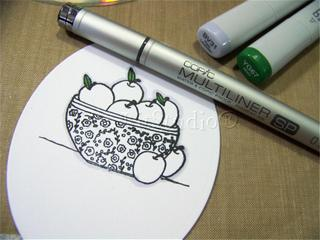 Apples_coloring_1